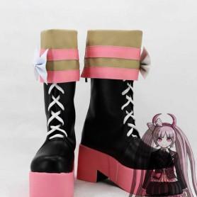 Dangan Ronpa Kotoko Utsugi Cosplay Boots