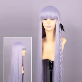 Dangan Ronpa Kyoko Kirigiri Cosplay Wig