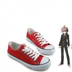 Dangan Ronpa Makoto Naegi Cosplay Shoes