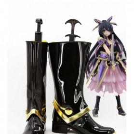 Date A Live Tohka Yatogami Cosplay Show Boots