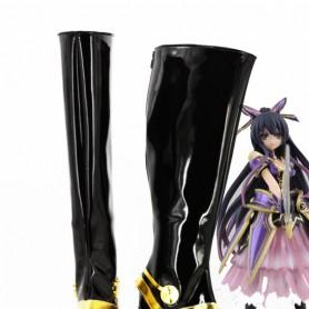 Date A Live Tohka Yatogami Female Cosplay Show Boots