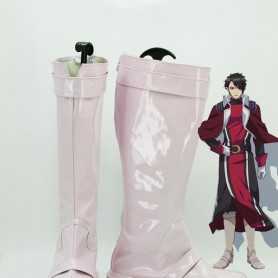 Devils and Realist Dantalion Artificial Leather Cosplay Boots