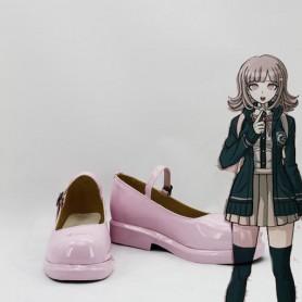 Super Dangan Ronpa 2 Chiaki Nanami Cosplay Boots
