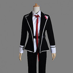 Diabolik Lovers Sakamaki Ayato School Uniform Cosplay Costume
