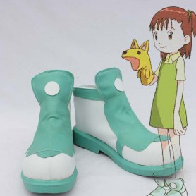 Digimon Adventure Juri Cosplay Shoes