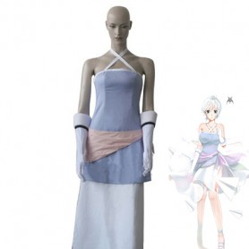 Fairy Tail Lisanna Strauss Cosplay Dress