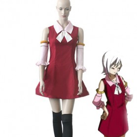 Fairy Tail Youth Lisanna Strauss Cosplay Costume