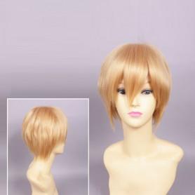 Free! Cosplay Hazuki Nagisa Short Cosplay Show Wig