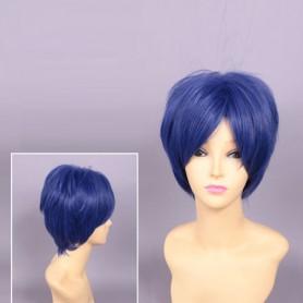 Free! Cosplay Rei Ryugazaki Blue Cosplay Show Wig