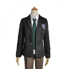 Free! Haruka Nanase Iwatobi High School Boy's Uniform Cosplay Costume