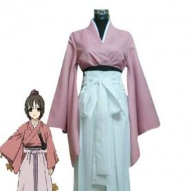 Hakuouki Chisturu Yukimura Uniform Cloth Cosplay Costume