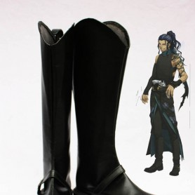 Hakuouki Cosplay Shiranui Kyo Cosplay Show Boots