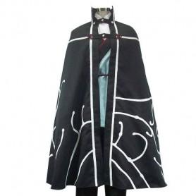Hakuouki Shinsengumi Black Cosplay Costume