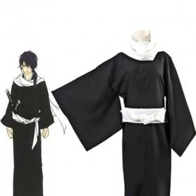 Hakuouki Shinsengumi Kitan Hajime Saito Cosplay Costume