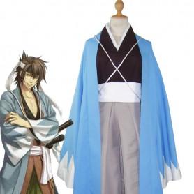 Hakuouki Shinsengumi Kitan Uniform Cloth Cospaly Costume