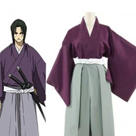 Hakuouki Toshizo Hijikata Cosplay Costume