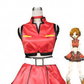 Character Vocal Series Meiko Cosplay Costume