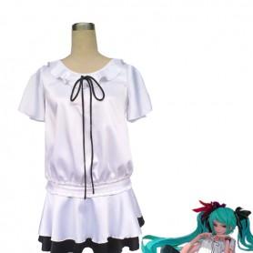 Hatsune Miku Suit World Is Mine Cosplay Costume