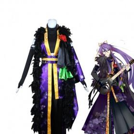 Vocaloid Fleeting Moon Flower Gakupo Cosplay Costume