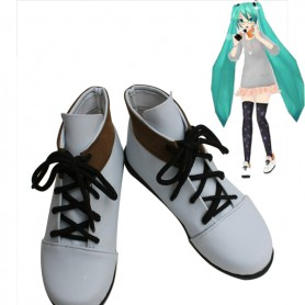 Vocaloid Hatsune Miku Casual Costume Cosplay Shoes
