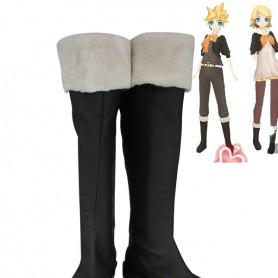 Vocaloid Kagamine Rin & Len Cosplay Boots