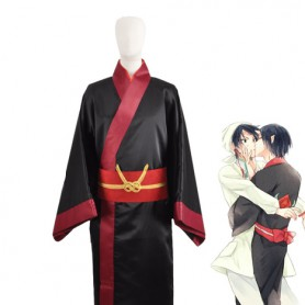 Hoozuki no Reitetsu Hozuki Cosplay Costume/Hanfu