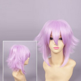 Hyperdimension Neptunia Neptune/Purple Heart Cosplay Wig