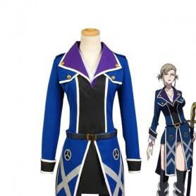 K Project Cosplay Seri Awashima Cosplay Costume
