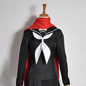 Kagerou Project Ayano Tateyama Cosplay Costume/Black School Uniform