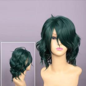 Kamigami no Asobi Cosplay Hades Aidoneus Green Cosplay Wig