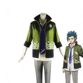 Kamigami no Asobi Cosplay Takeru Totsuka School Uniform Cosplay Costume