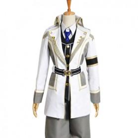 Kamigami no Asobi Hades Aidoneus School Uniform Cosplay Costume