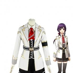 Kamigami no Asobi Yui Kusanagi School Uniform Cosplay Costume