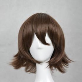 Kantai Collection Inazuma Brown Cosplay Wig