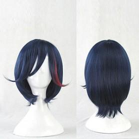KILL la KILL Ryuko Matoi 35CM Black Cosplay Wig