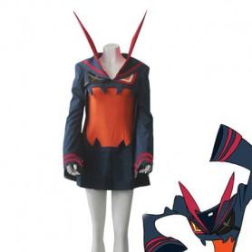 Kill la Kill Ryuko Matoi Senketsu Fresh Blood Cosplay Costume