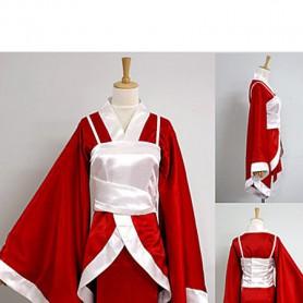 League of Legends Blood Moon Akali Cosplay Costume/Kimono