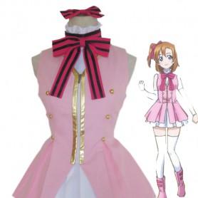 Love Live! Start dash!! Kousaka Honoka Cosplay Costume