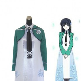 Mahouka Koukou no Rettousei Shiba Miyuki Cosplay Costume/Dress