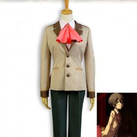 Game of Laplace Kobayashi Cosplay Uniform Costume
