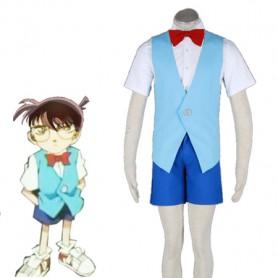 Meitantei Conan Cosplay Conan Edogawa Cosplay Costume