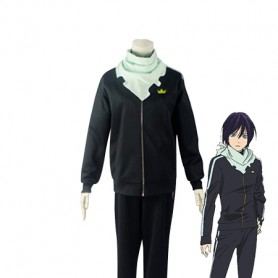 Noragami Cosplay Yato Cosplay Costume/Sportswear