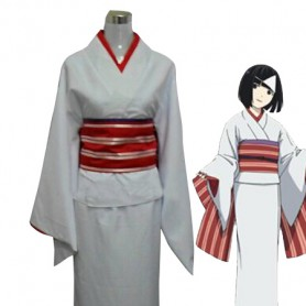 Noragami Nora Kimono Cosplay Costume