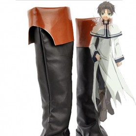 07-GHOST Teito Klein Cosplay Boots