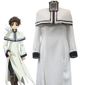 07-Ghost Cosplay Teito Klein Cosplay Costume