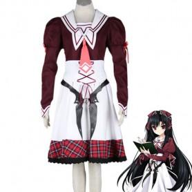 11eyes: Tsumi to Batsu to Aganai no Shojo Kanae Kuroshiba Cosplay Costume