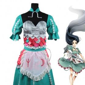 Alice: Madness Returns Alice Cosplay Costume/Dress