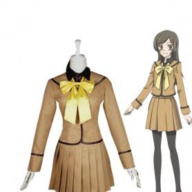 Kamisama Hajimemashita Nanami Momozono School Uniform Cosplay Costume