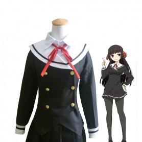 OniAi Cosplay Akiko Himenokouji School Uniform Cosplay Costume