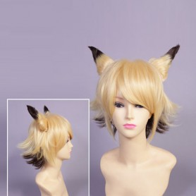 Problem Children are Coming from Another World Riri Cosplay Wig